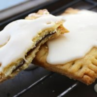 nutella cinnamon pop tarts