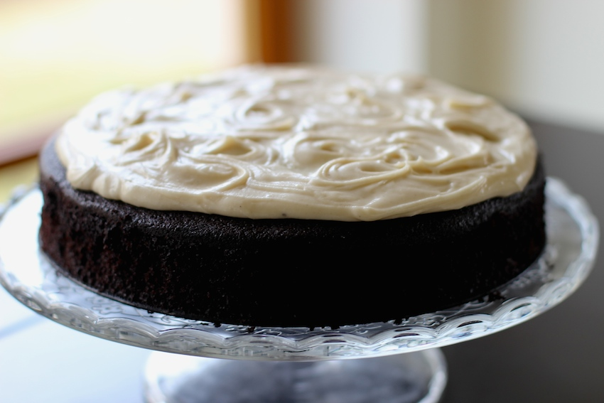 How To Make Cream Cheese Frosting For Chocolate Cake