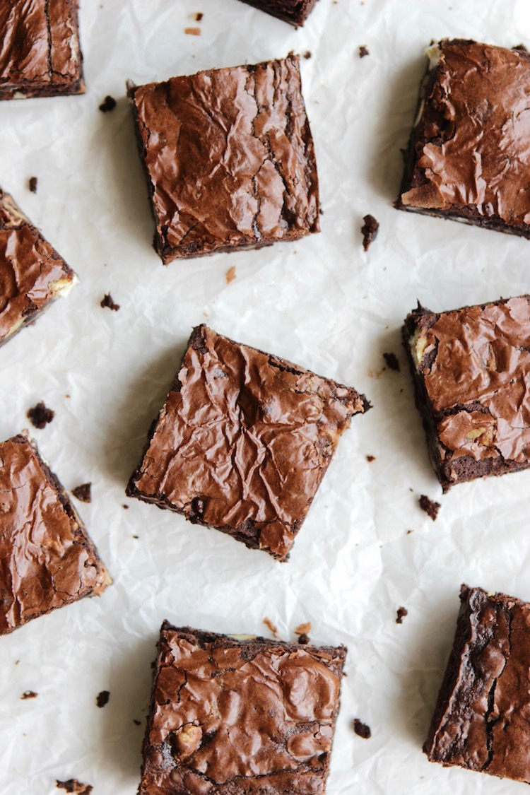 These chewy, fudgy cocoa brownies are everything you're looking for and more.