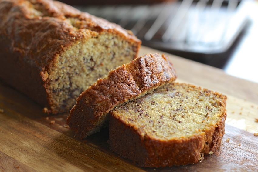 Good Food Banana Cake Recipe