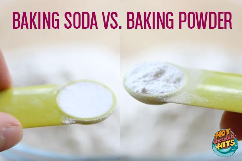 Baking Soda vs. Baking Powder