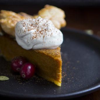 Ultimate Pumpkin Pie